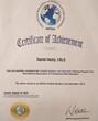 IAPDA Certificate