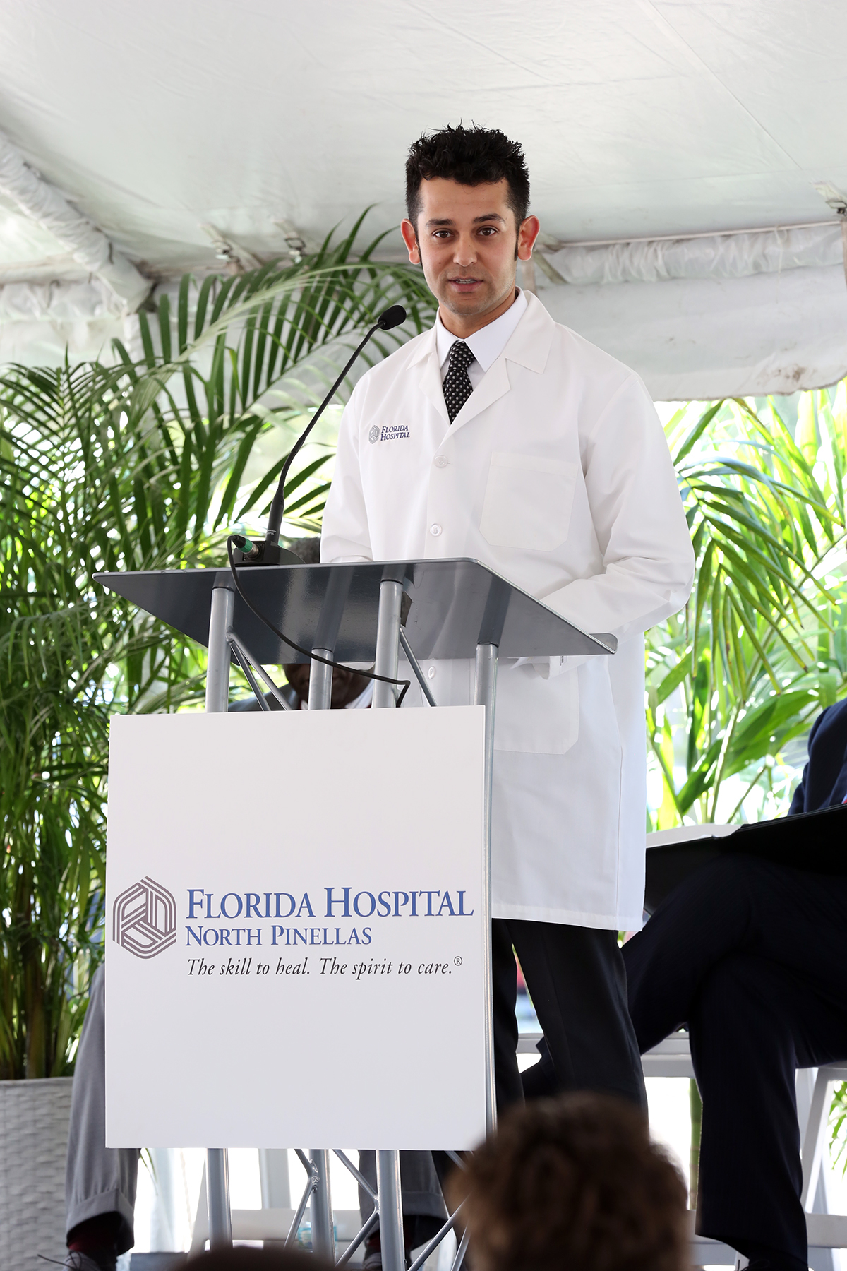 Florida Hospital North Pinellas Breaks Ground At Palm