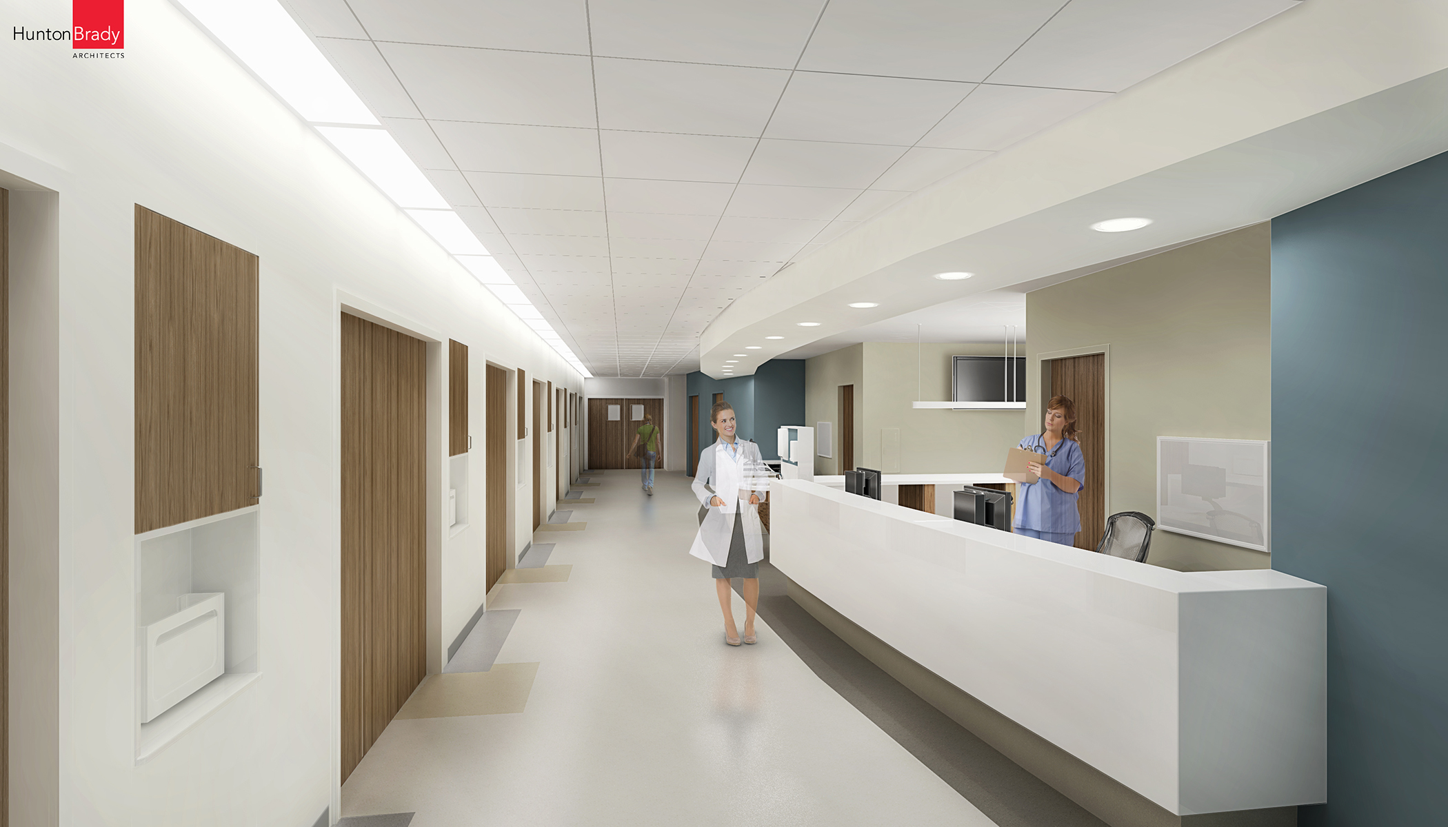 Rendering_Nurse Station2 on
