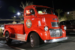Motor Mania Car Show at CasaBlanca Resort in Mesquite
