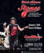 Mesquite Motor Mania entertainment by Mick Adams and The Stone, Rolling Stones tribute band