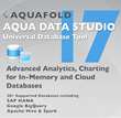 Aqua Data Studio version 17