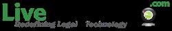 LiveDeposition Logo