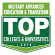Trident University International Selected As Top School In Military Advanced Education & Transition's 2016 Guide To Colleges & Universities