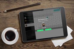 thera-LINK ipad app