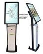 "RedyRef Interactive Kiosks Debues New Generation of enGAGE (T) Tablet Kiosk Enclosure at NRF Retails Big Show 2016 Featuring the Elo 22"" I-Series Tablet Solution"