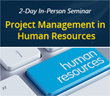 ComplianceOnline Announces Seminar on Project Management in Human Resources