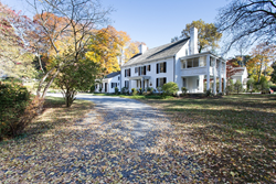 Curt Wood Lists Historic Greenwich Home for Sale