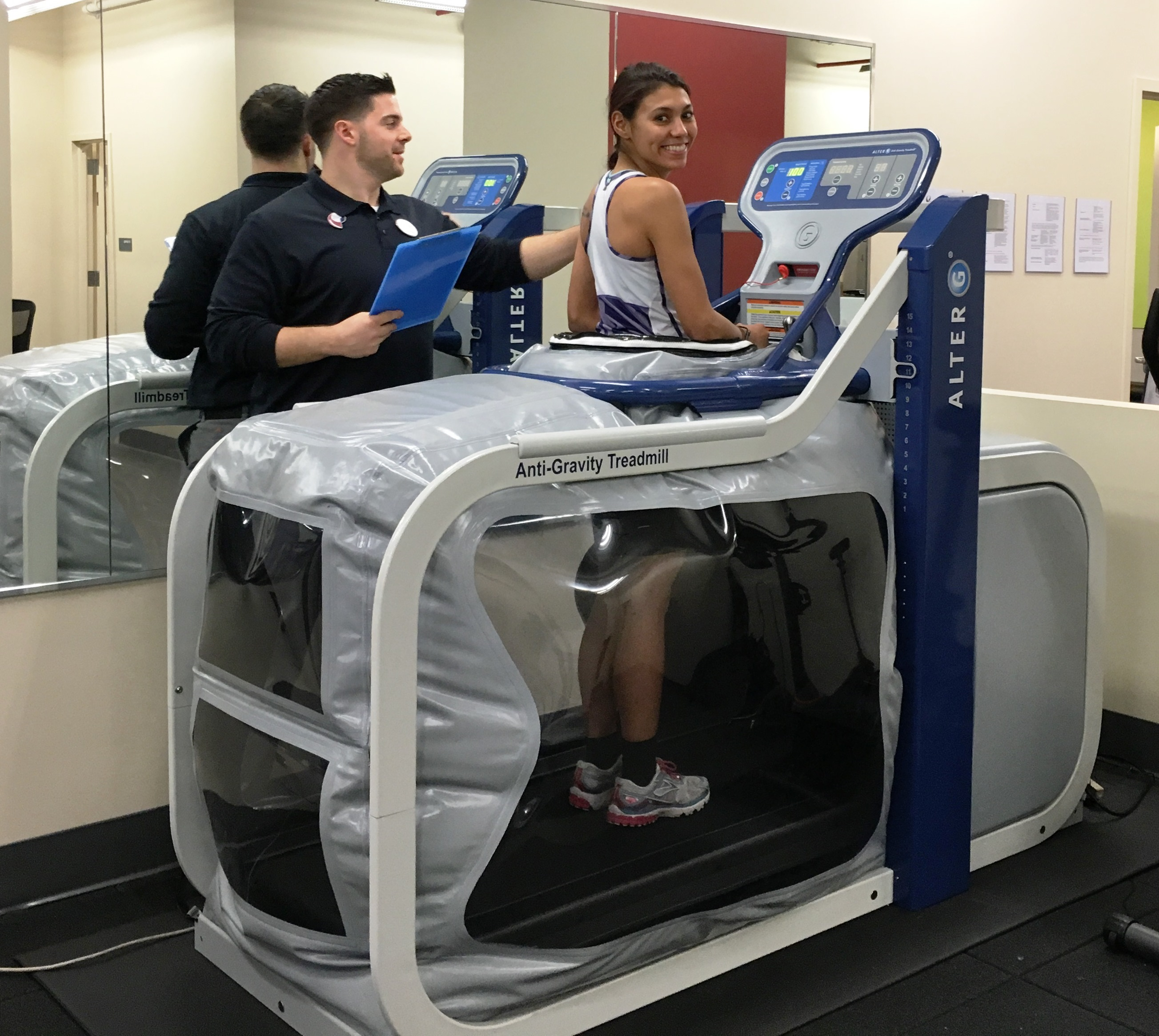 Award Winning Largest Outpatient Physical Therapy
