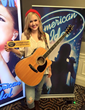 Singer Mary Desmond Qualifies For American Idol Hollywood Week