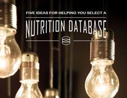 Food Nutrition Database