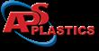 APS Plastics logo