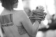 Actress Kristen Renton Stands up Against Human Trafficking