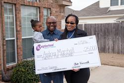 Neighborhood Credit Union Prize Savings $25,000 Winner
