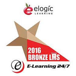 bronze lms award - elogic