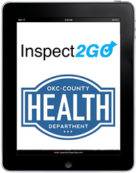 Inspect2GO Software for Oklahoma City EH Dept