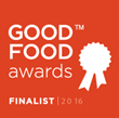 Good Food Awards Finalist Logo 2016