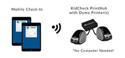 KidCheck Mobile PrintHub