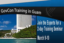 Join GovCon Experts for 2-days of training