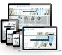 Glass Works launches brand new mobile friendly website