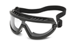 Contemporary Anti-Fog Wheelz® Safety Goggles Feature Compact Design