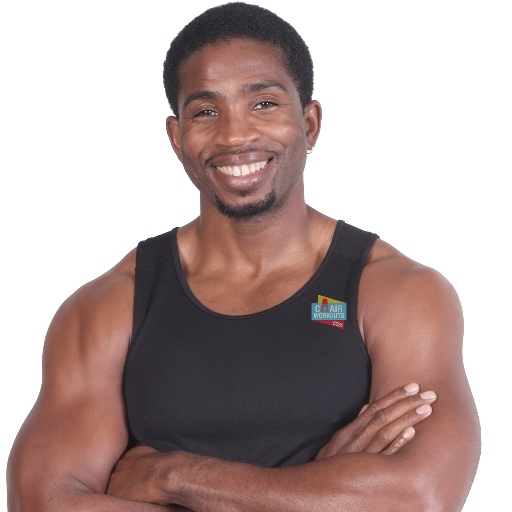 Shoulder Workout Taught by Celebrity Fitness Trainer ...