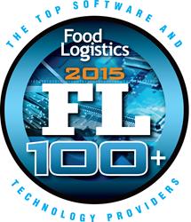 Food Logistics Top 100 2015