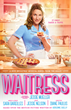 Waitress premieres at Brooks Atkinson Theatre in New York City on April 24, 2016.