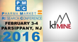 ktMINE to Exhibit at Pharma Market Research Conference