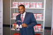 Anthony Anderson Visits the Freedom Quit Smoking System Booth at the GBK and Pilot Pen Gift Lounge