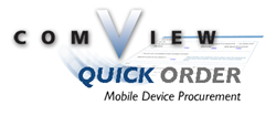 Comview Quick Order Mobile Device Procurement
