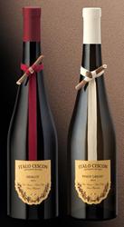 Rebranded Italo Cescon Wine Bottles