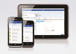 Bluebird Windows 10 Tablets and Mobile Computers running Reflexis StorePulse