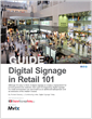 Digital Signage Helping Retailers Extend Their Brand
