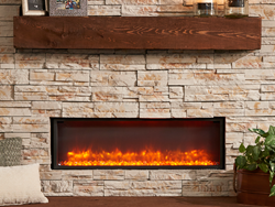 Tavern Supercast Wood fireplace Mantel