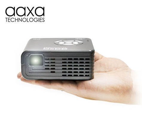 Aaxa technologies announces the p5 pico projector world for Smallest full hd projector