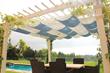 Canopy, Sahde, Awning, Pergola Shade, Pergola Canopy, Slide on wire canopy, slide wire canopy, awnning