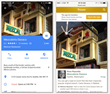 Google Maps now displays Trover photos that link to original content on Trover.com