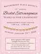Waterfront Place Hotel Welcomes 13th Annual Bridal Extravaganza to Morgantown Event Center this January