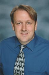 Aaron Valley, winner of the Graduate Scholarship for Teachers