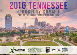 2016 Tennesse Fiduciary Summit