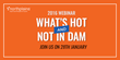 What's Hot & What's Not in DAM 2016