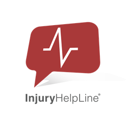 Injury HelpLine Logo
