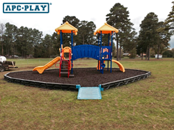 London Bridge commercial playground from APCPLAY®