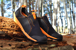 Spenco's new Nomad Lite, a lightweight performance version of the Nomad Moc, offers an expanded color palette for shoppers wanting orthotic shoes that are also fashionable.
