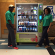 Local Entrepreneurs Impact the Community with Healthy Vending Machines: Janae and Eddie Collier-Green Launch Vend Natural Program in Greater Cincinnati