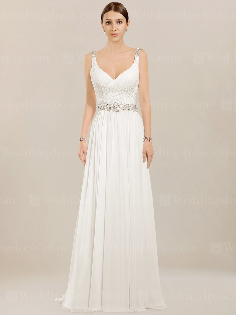 InWeddingDress Has Released 2016 Beach Wedding Dress