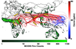 Fires Burning in Africa and Asia Cause High Ozone in Tropical Pacific, Says UMD-led Study