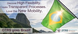 Help desk software provider OTRS Group today announces the founding of the new subsidiary OTRS Do Brasil Soluções LTDA