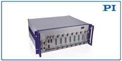 PI's Advanced Digital Motion Controller; the backbone of  Fast Multichannel Photonics Alignment Engine design
